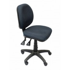 RAPIDLINE OPERATOR CHAIR MEDIUM BACK, GAS LIFT, BACK TILT