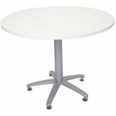 RAPID SPAN ROUND TABLE 600DMM WITH 4 STAR BASE