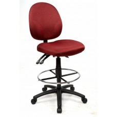 YS DESIGN OFFICE CHAIR LINCOLN DRAFTING RING